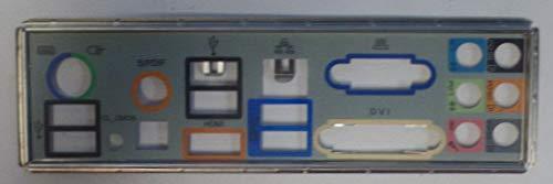 MSI Z77A-G45 MS-7752 Ver.1.4 Blende - Slotblech - I/O Shield #42222