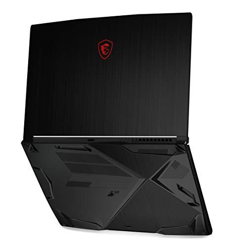 """MSI GF63 Thin 15.6"""" 1920 x 1080 60 Hz Core i7-9750H 2.6 GHz 8 GB Memory 256 GB NVME SSD Storage Laptop"""