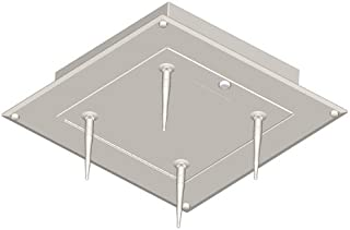Oberon 1027: Antenna-Enabled Locking Ceiling Enclosure for Cisco Aironet Access Points (and other wireless devices).