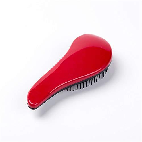 Naugust Hochwertige Entwirrungsbürste Massagebürste - Gleiten Sie mit der Entwirrungsbürste durch verwirrtes Haar - Beste Bürste/Kamm für Frauen und Jungen - Verwendung in nassem und trockenem Haar