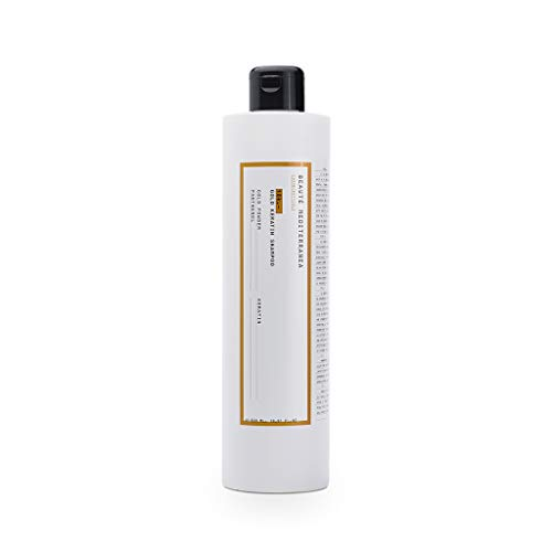 Beauté Mediterranea Champú 18K Gold 500 ml