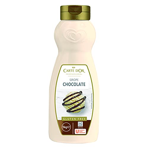 Carte D'Or - Sirope líquido - Sabor chocolate - 758 ml - [Pack de 2]