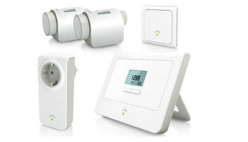 RWE SmartHome pacchetto di risparmio di energia + SHC (Vendita al dettaglio)