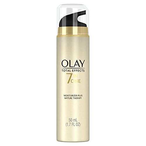 31a5UBbirGL - Face Moisturizer by Olay Total Effects 7-In-1 Moisturizer Plus, Mature Therapy, 1.70 Fl. Oz.