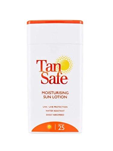 TanSafe - Portable Spiaggia sicura - Sembra Una Crema Solare Regular Tan e Sta Comodamente in Borsa da Spiaggia