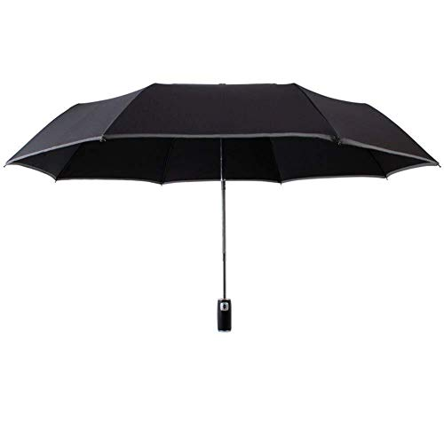 SWNN Umbrellas Folding Umbrella And Umbrella Automatically Open And Light Windproof Umbrella To Increase Water Repellent