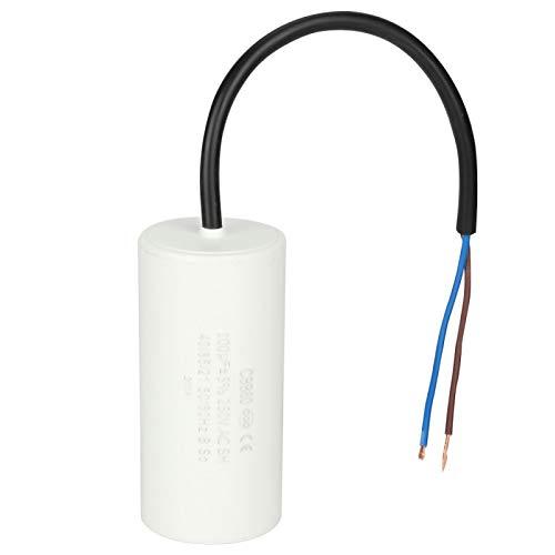 Condensador de funcionamiento de motor de rendimiento de aislamiento confiable, capacitor de funcionamiento, para acondicionadores de aire para compresores