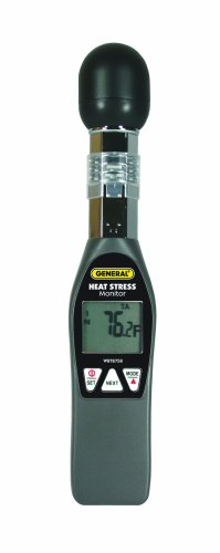 General Tools WBGT8758 Heat Index Monitor