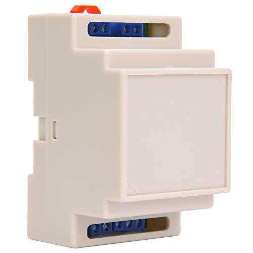 Weikeya Controlador de motor de DC, voltaje ancho estable del control del motor eléctrico 4.0V~40V con el plástico y el cobre 20A