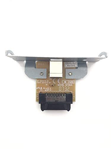Piezas Impresora UB-U05 M186A C32C823991 A371 Tarjeta de Interfaz de Puerto USB Ajuste para Epson TM-T88V TM-H6000IV TM-T88IV T88V H6000IV TM-T81 TM-T70 T81 T70