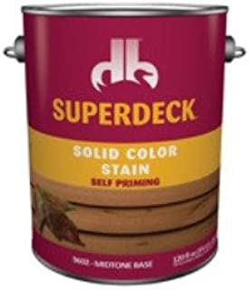 Duckback Sherwin Williams SC-9602-4 1 gal Midtone Base Self-Priming Solid Color Stain
