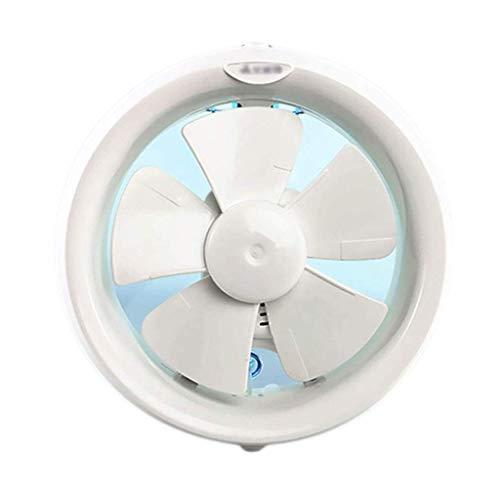 XZJJZ Ventilador de ventilación, conductos de ventilación Ventilador con Controlador de Velocidad Variable for Crecer, Techo del baño Extintor