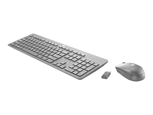HP Slim Wireless KB and Mouse (DE)