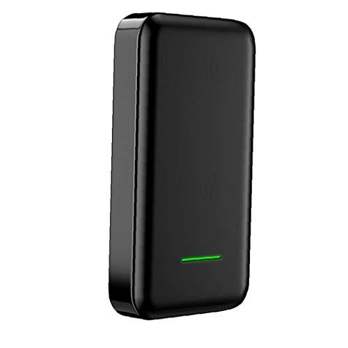 KHHGTYFYTFTY V2.0 Coche Adaptador Bluetooth Wireless USB Activador carplay U2W Plus con conexión de Cable a inalámbrico