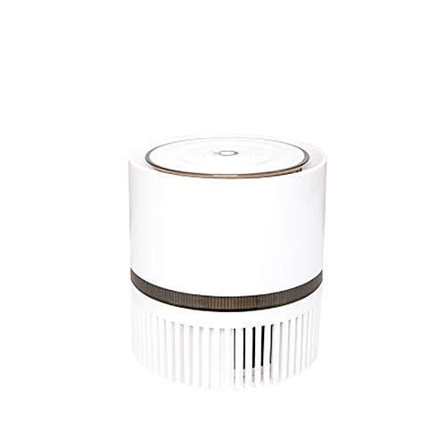 OYLP Tragbare Mini-Luftreiniger für Home-Office-Desktop sehr ruhig Anion Mini-Filter wahrer Hochleistungsluftfilter für zu Hause Schlafzimmer oder Büro