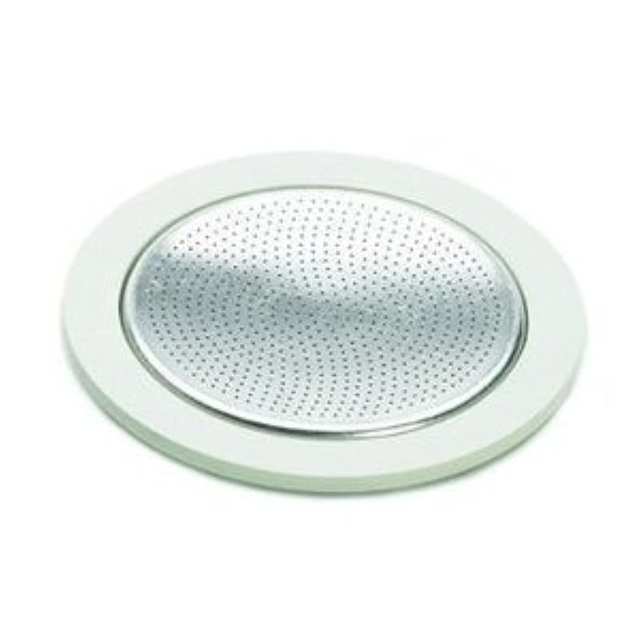 Bialetti 06964 replacement gasket/filter for 12 cup makers. by Bialetti