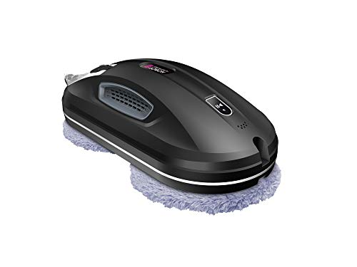 HOBOT-388 Window Glass Cleaning Automatic Smart Robot Cleaner with Ultrasonic Water Spray and...