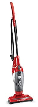 Dirt Devil Vibe 3-in-1 Vacuum Cleaner Lightweight Corded Bagless Stick Vac with Handheld SD20020 Red