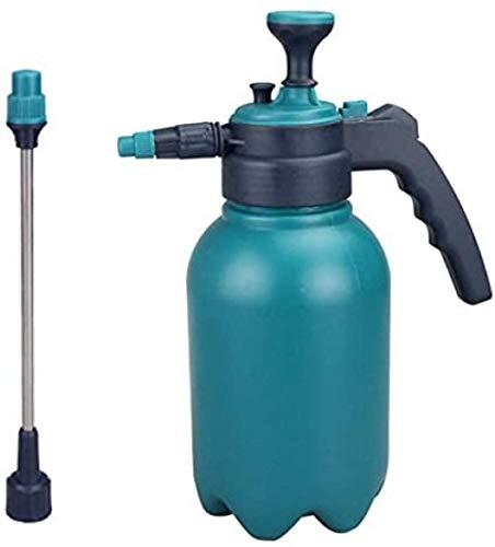 2L Manueller Druckauslösersprühgerät Gartensprühflasche Pflanzengießkanne Gießkanne mit einstellbarer Düse