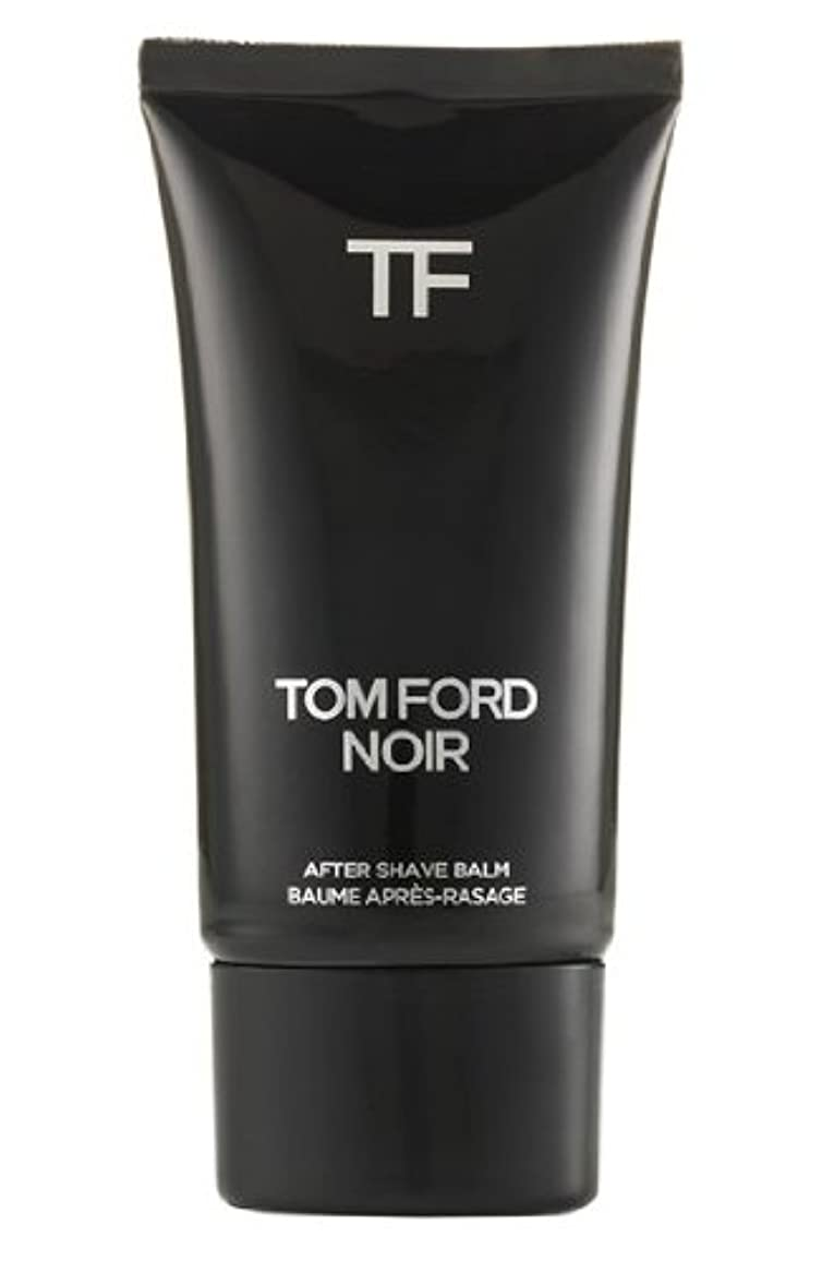 有害ブランク深くTom Ford 'Noir' (トムフォード ノワール) 2.5 oz (75ml) After-Shave Balm (箱なし) for Men