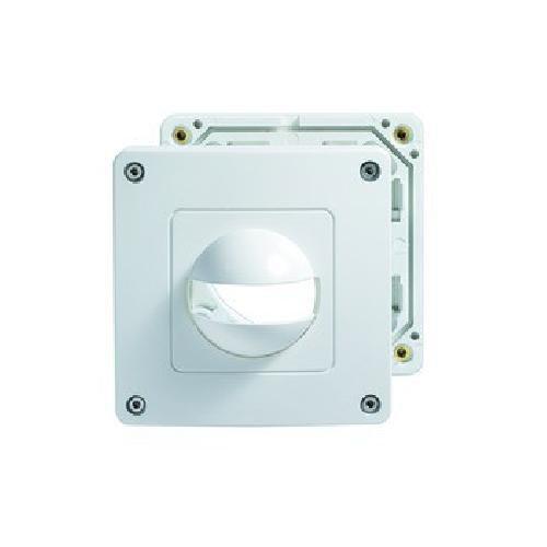 ESYLUX 2473935 Abdeckung IP44, für MD/PD 180, weiß