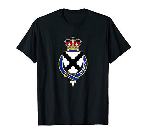 Calhoun Coat of Arms - Family Crest T-Shirt