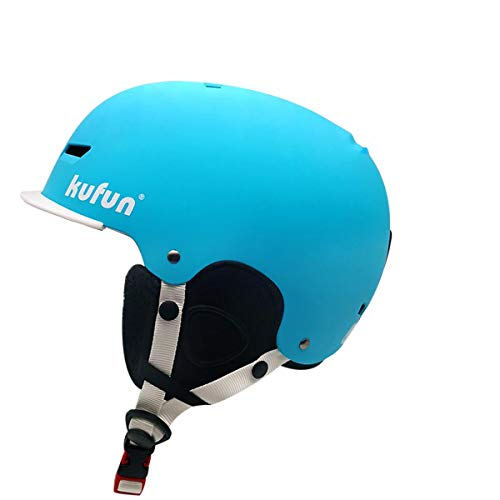 Skateboarden Helm Ultieme Verstelbare ABS Shell Helm Voor Fietsen Skateboard Scooter Skate Inline Schaatsen Rollerblading Beschermende Gear 3 Size (S M L) L 59-62cm C