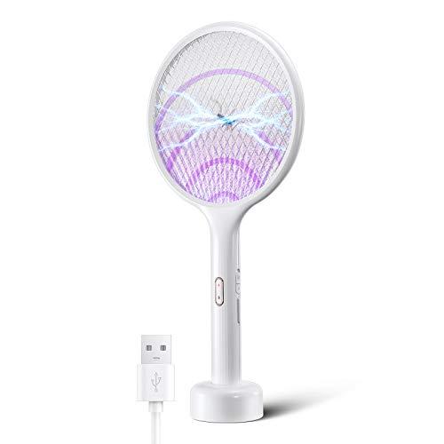 YISSVIC Raqueta Mosquitos Eléctrico 2...
