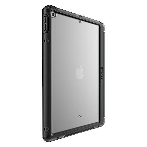 OtterBox Symmetry Folio, Sturzsichere Folio Schutzhülle mit integriertem Stifthalter für Apple iPad 10.2 Zoll (7th Gen 2019 / 8th Gen 2020) - blau