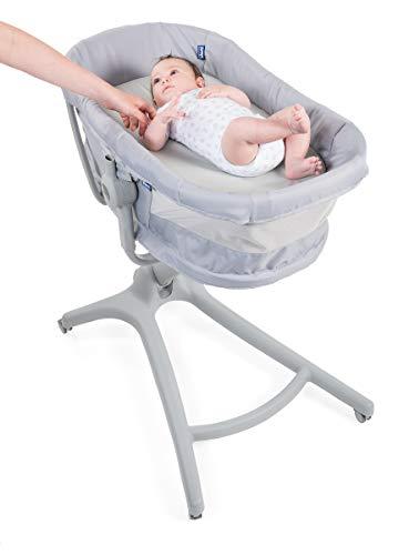 Chicco - Cambiador Baby Hug - accesorio cambiador de pañales para Chicco Baby Hug, color blanco (no incluye estructura Baby Hug)