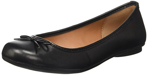 Zapatos Negros Mujer  marca Flexi