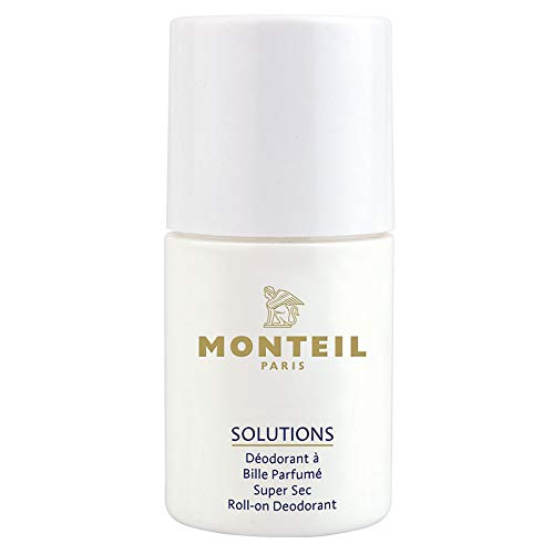 Monteil Solutions femme/women, Super Sec Roll-On Deodorant, 1er Pack (1 x 50 ml)