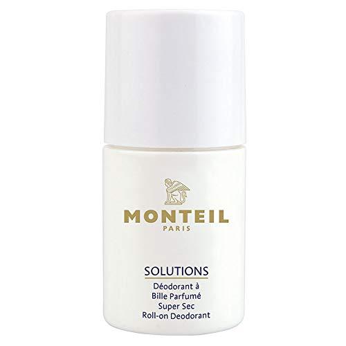 Monteil Solutions femme/women, Super Sec Roll-On Deodorant, 1er Pack (1 x 50 ml)