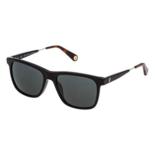 Carolina Herrera Gafas de Sol SHE75755700X (Diametro 55 mm), Black, Talla Unica Unisex-Adult