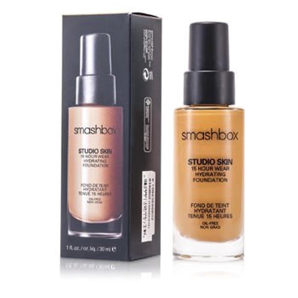 ぼろ競争ぼろスマッシュボックス Studio Skin 15 Hour Wear Hydrating Foundation - # 2.4 Neutral Beige30ml/1oz並行輸入品