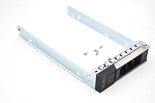 "Confezione da 2, Rgbs 3,5"" LFF SAS/SATA HDD hard drive Tray Caddy for Dell X7K8W 0x7K8W Gen 14 PowerEdge Server R940 R440 R540 R740 R740xd T440 T640 +"
