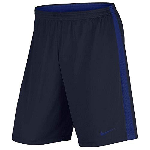 Nike M NK Dry acdmy K, Short Homme M Obsidian/Hyper Royal/Hyper Royal