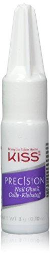 Kiss Pro's Choice Precision Nail Glue, 0.10 oz
