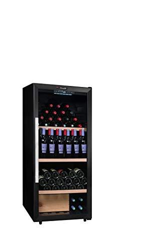 Cave à vin de vieillissement et de mise en température, 160 bouteilles