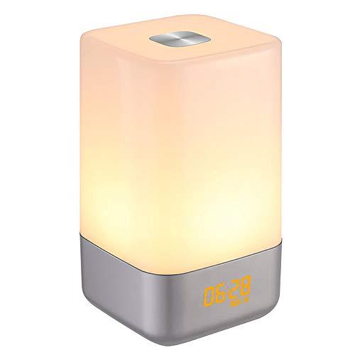 Despertador Luz Natural  marca FACAI