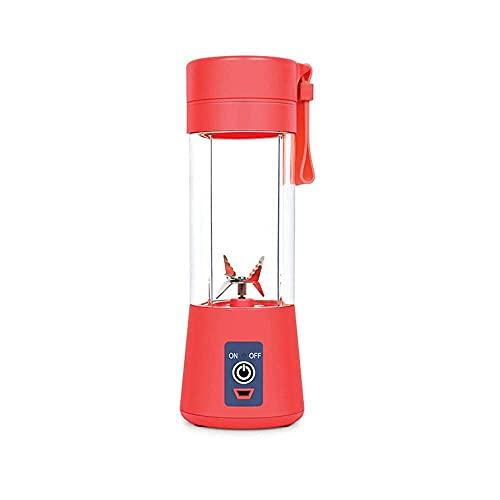 HYLK Taza de agua Exprimidor eléctrico Juicer Mezclador portátil Licuadora USB Licuadora Eléctrica Licuadora Mini Procesador de Alimentos Juicer Personal Juicer Naranja