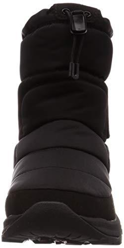 [ザノースフェイス]ブーツヌプシブーティーウォータープルーフVIロゴTNFブラック26cm
