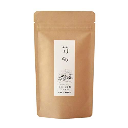 菊芋シュガー 菊芋から生まれた穏やかな甘味の低糖質甘味料 イヌリン90g配合