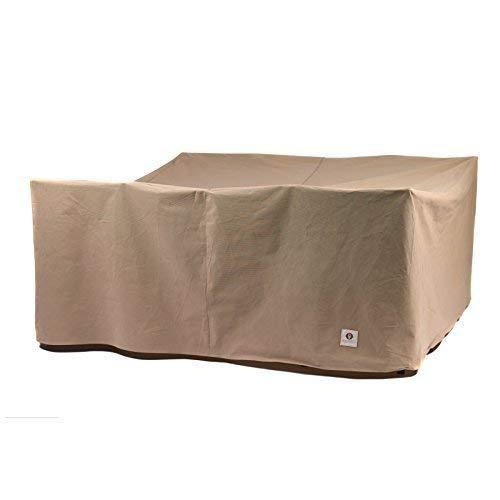 couvertures de canard Essential carré pour chaises de table avec terrasse, 193 cm par couvertures de canard
