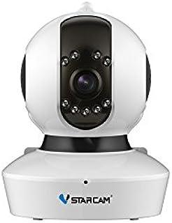 【KEIAN/恵安】 VSTARCAM Mini WIFI IP Camera 技術基準適合認定済み有線/無線LAN対応ネットワークカメラ C7823WIP
