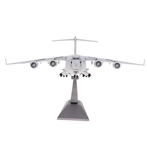 1: 200 C-17 Transport Flugzeug Flugzeug Modell Flugzeugmodell Ornament Geschenk