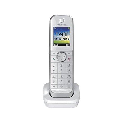 Panasonic KX-TGJA30EXW Mobilteil inkl. Ladeschale, Weiß