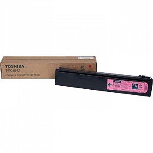 Toshiba T-FC25-M TFC25M E-Studio 2040C 2540C 3040C 3540C 4540C Cartucho de tóner para impresoras...