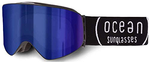 Ocean Eira Black Revo Blue - Negro