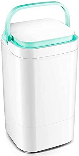 HTDHS Lavadora de una Sola bañera Lavadora Portátil Mini Secadora de Secadora Compacto 4.5kg Capacidad Total 2kg Secado Camping Dormitorio Apartamento Colegio, B (Color: C) (Color : A)